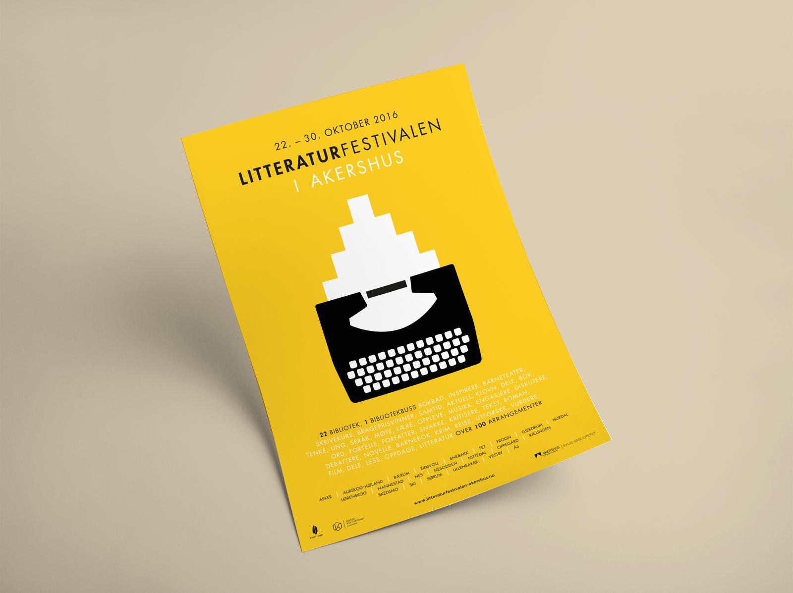 Litteraturfestivalen i Akershus