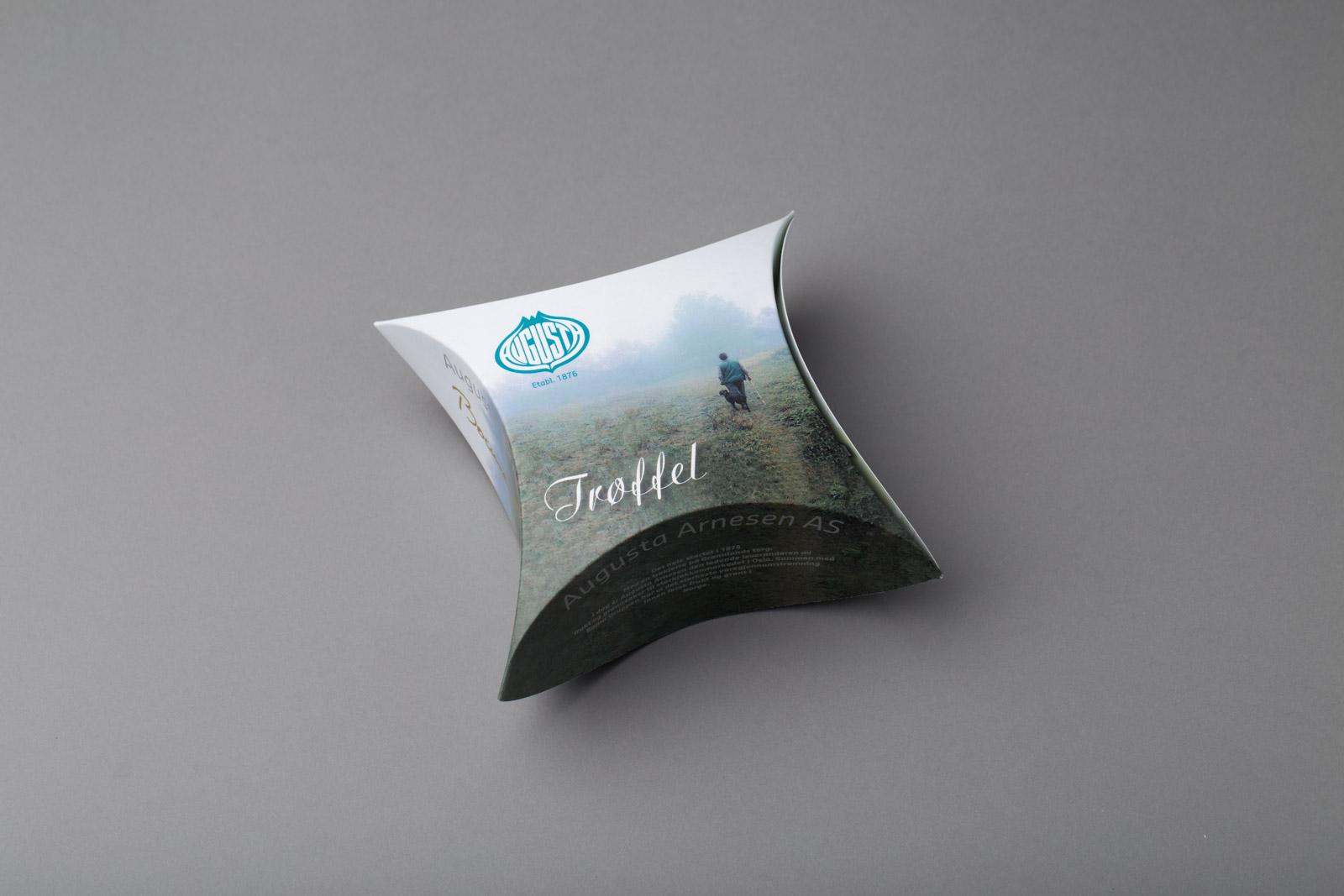Trøffel emballasje