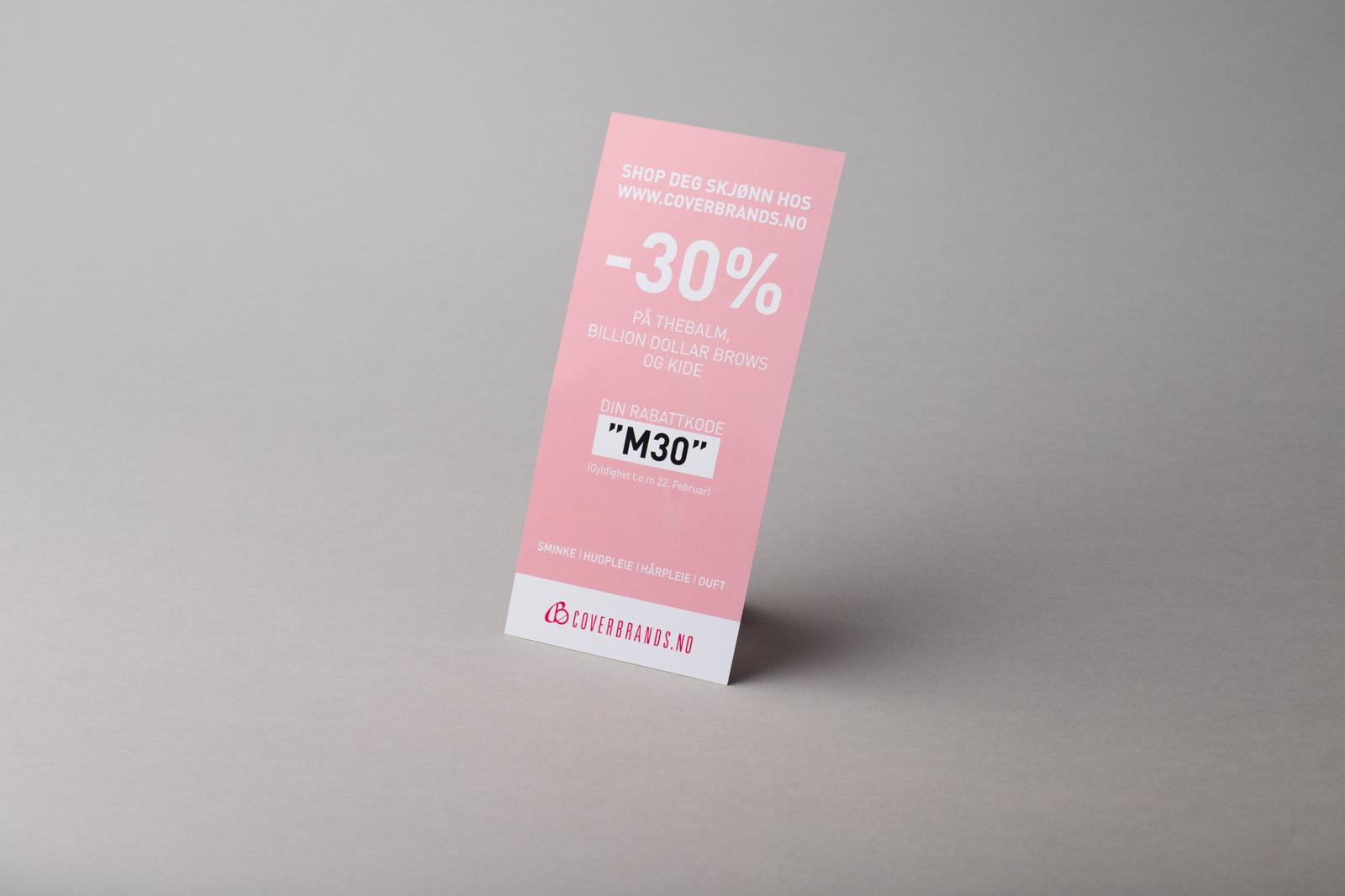 DM / Flyer