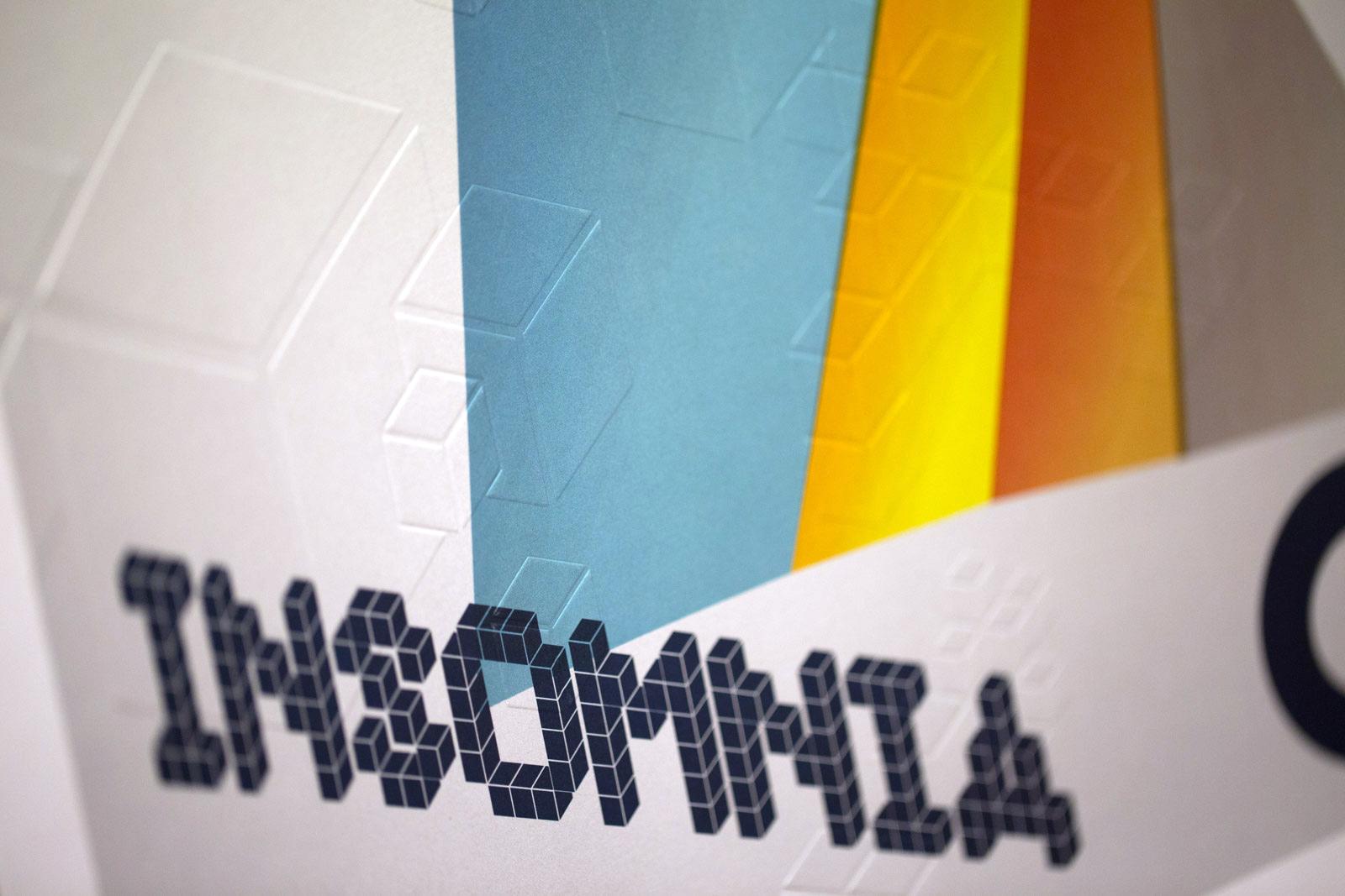 Plakatserie for Insomnia