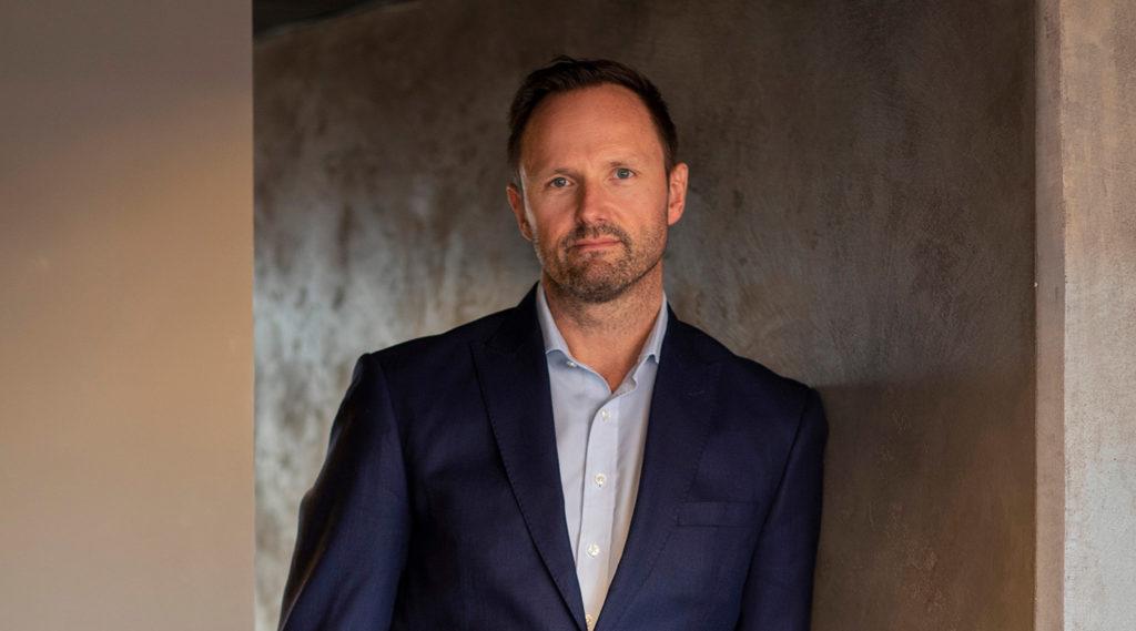 Portrettbilde av 07 sin CEO, Kjetil Amundsen. Foto.