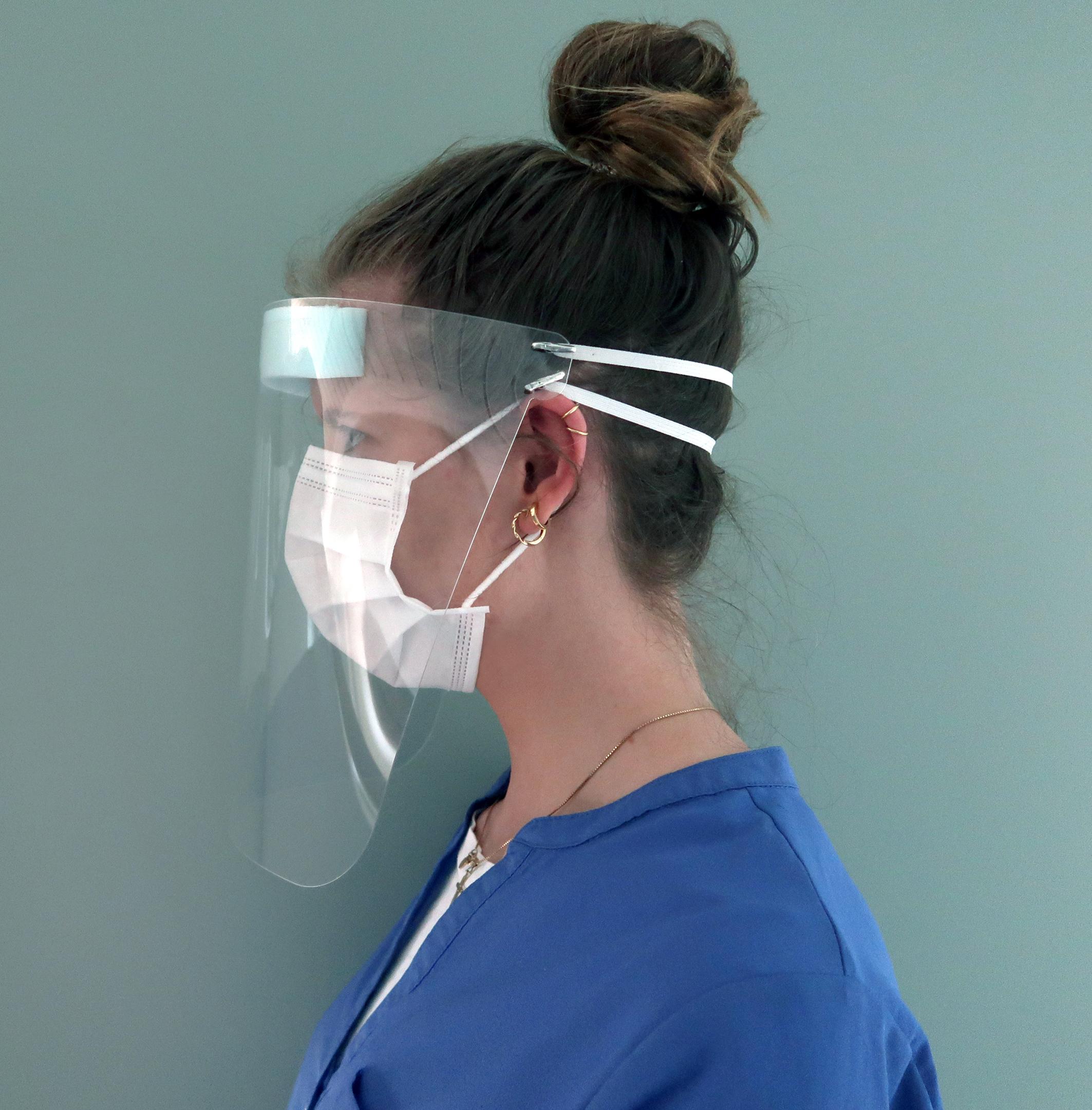 Tryggere arbeidsmiljø med smittevern-utstyr