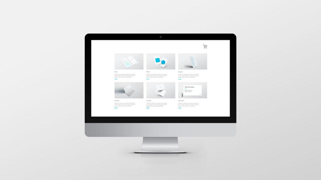Dataskjerm med 07 Media sin produkt-nettside. Illustrasjonsbilde.