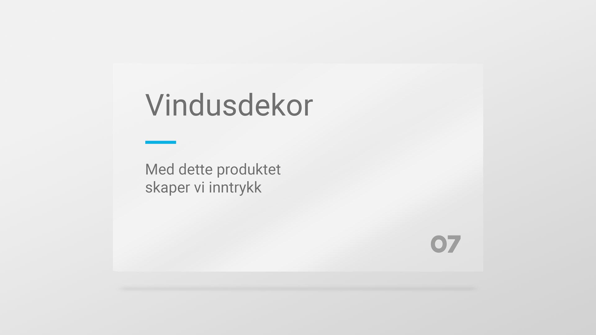 En enkel vindusdekor med blank folie og tekst - i 07s profil. Illustrasjonsbilde.