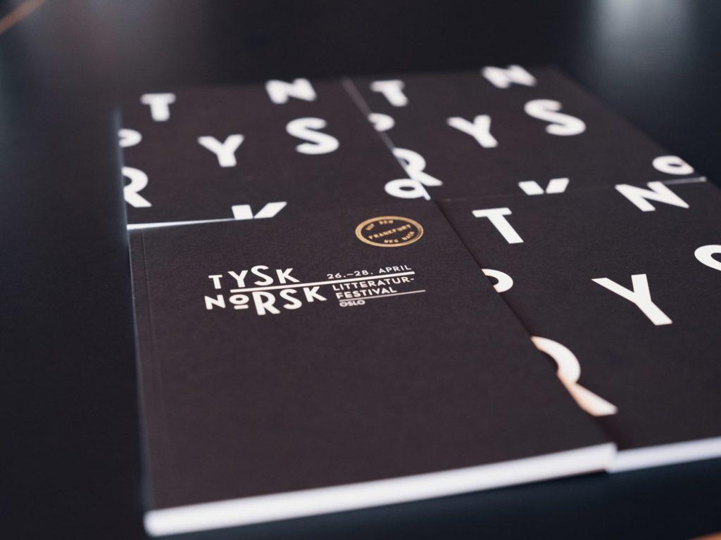 Tysk-norsk litteraturfestival